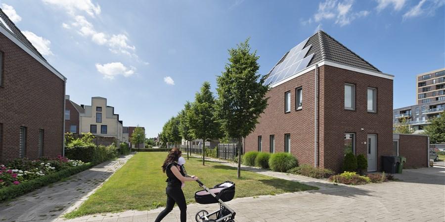 Hoogste aantal nieuwbouwwoningen in acht jaar