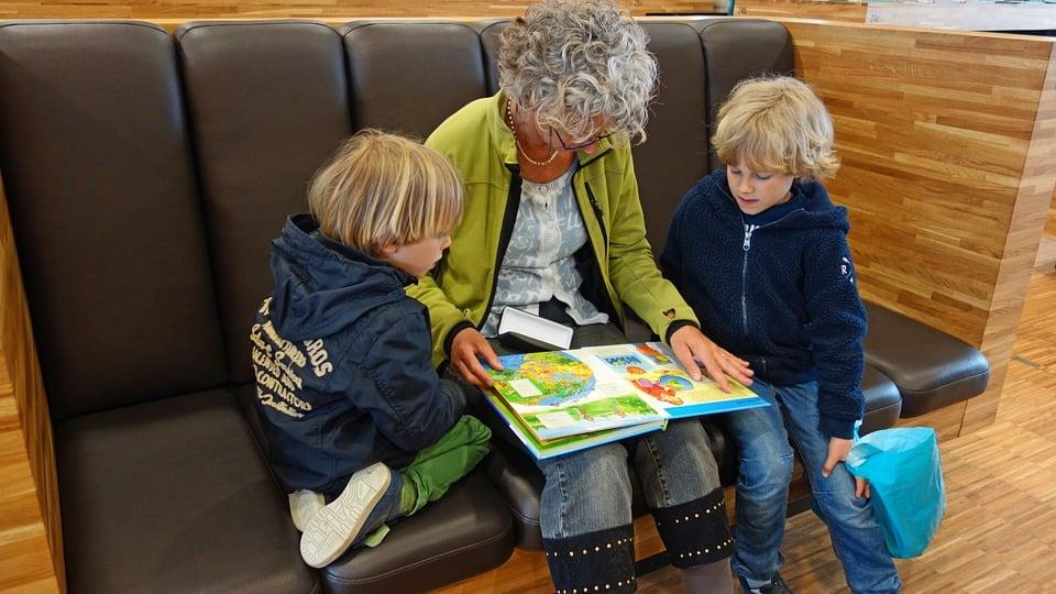 Kun jij ook zo genieten van kinderboeken?