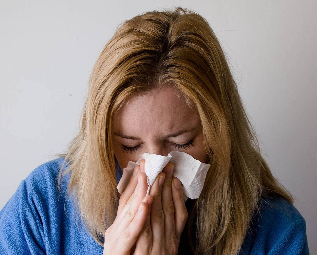 Zwaar verkouden of is het toch de griep?
