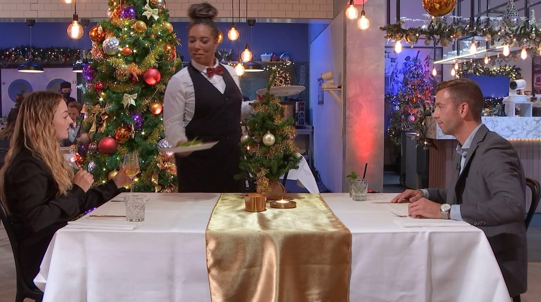First Dates komt met kerstspecials